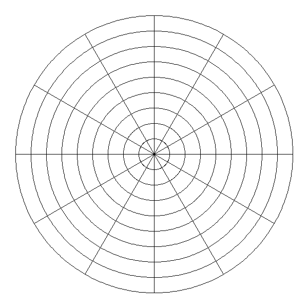 Circular Grids With Python and Pillow · Random Geekery